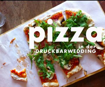 Art&Pizza jeden Donnerstag